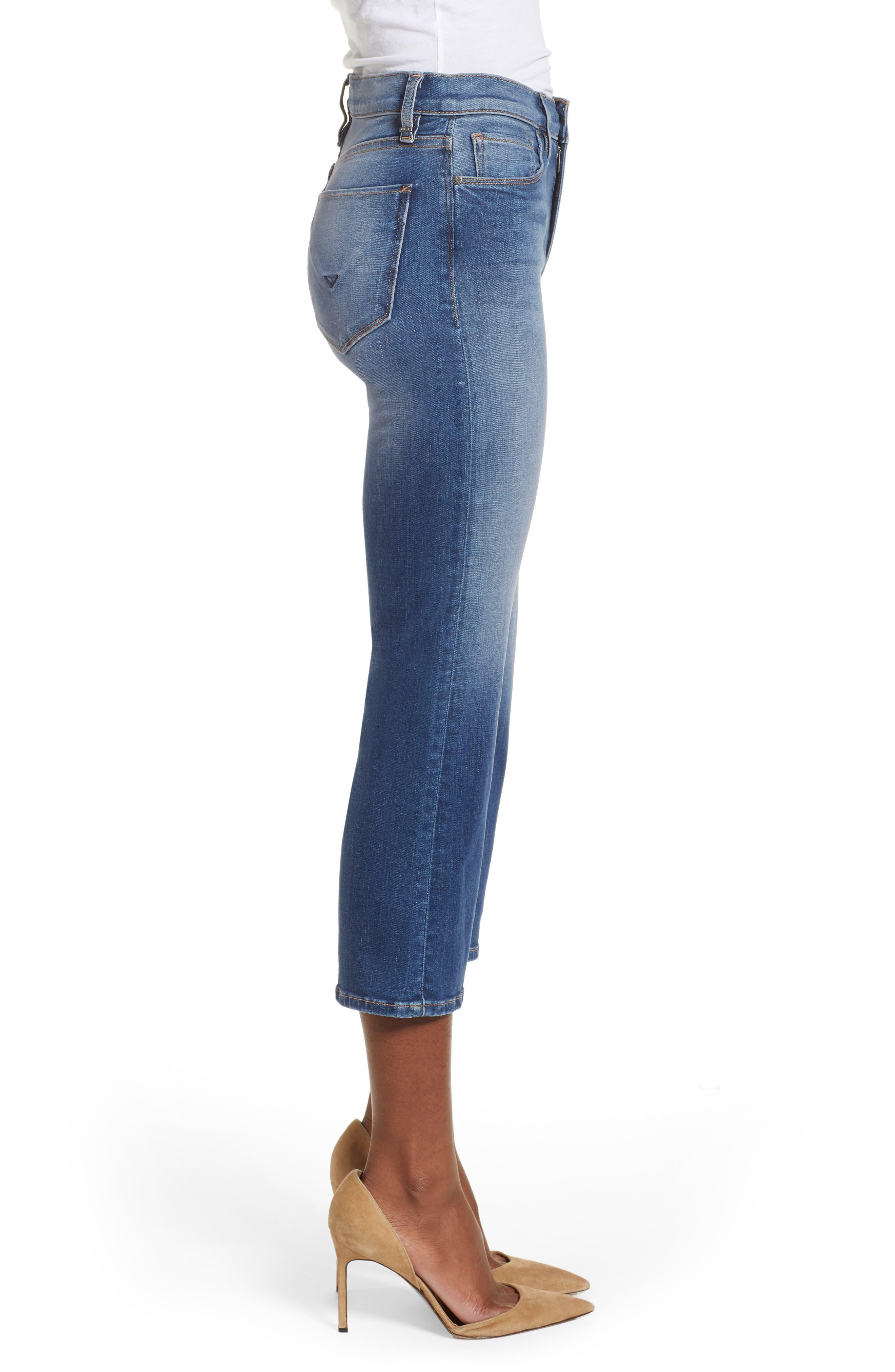 ,                             Stella Crop Straight Leg Jeans,                             Alternate thumbnail 10, color,                             420