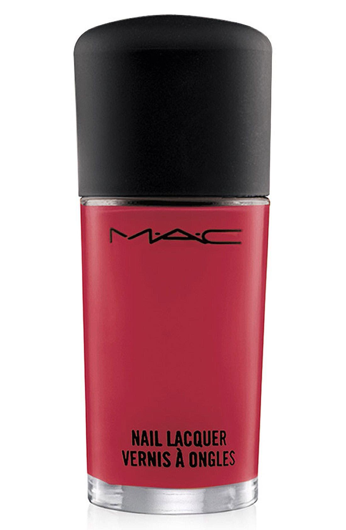 ,                             M·A·C Nail Lacquer,                             Main thumbnail 165, color,                             609