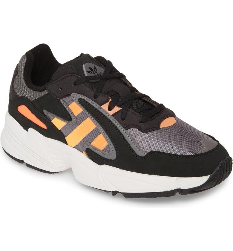 ADIDAS Yung-96 Chasm Sneaker, Main, color, 001
