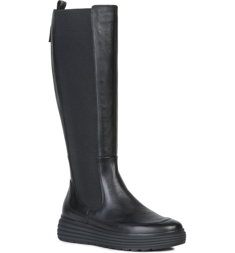 facultativo Monumento Practicar senderismo  Geox Phaolae Amphibiox® Waterproof Tall Boot (Women) | Nordstrom