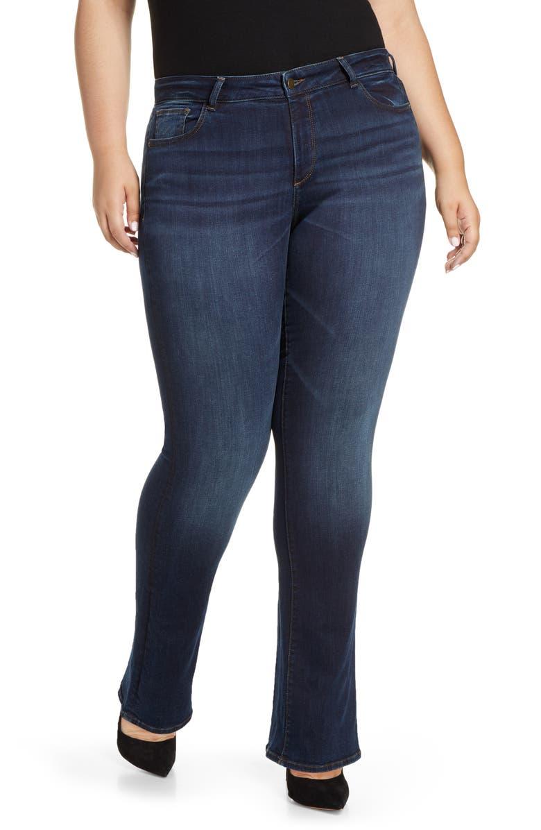 DL1961 Bridget Instasculpt Bootcut Jeans, Main, color, PEAK