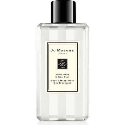Jo Malone London(TM) Wood Sage & Sea Salt Body & Hand Wash