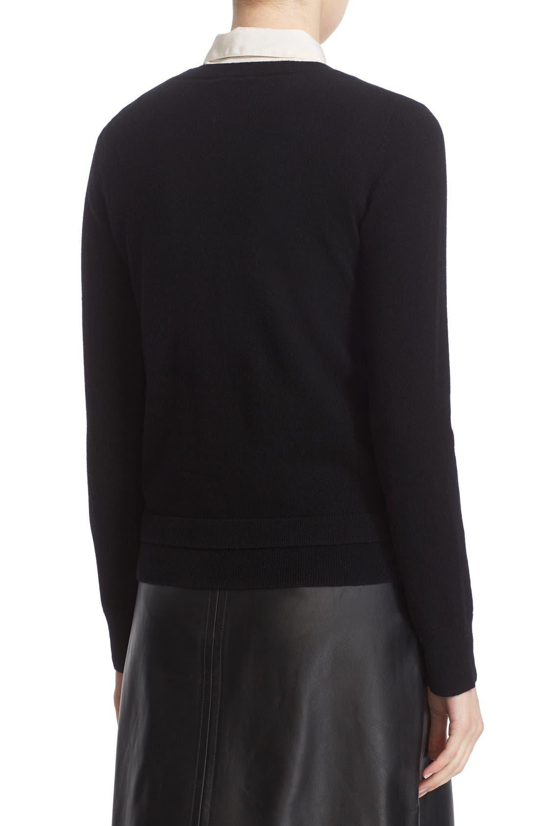 ,                             embellished sweater,                             Alternate thumbnail 2, color,                             001