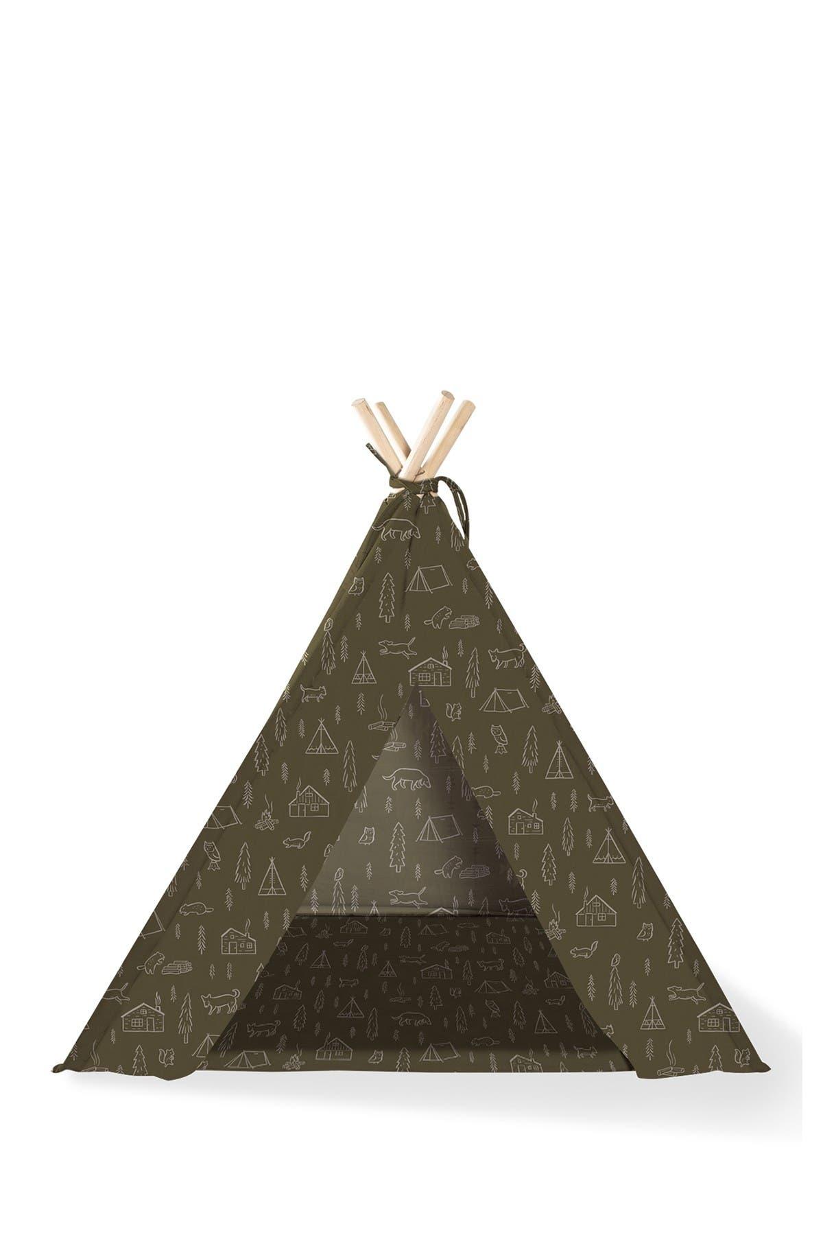 Image of Fringe Studio Camping Olive Teepee