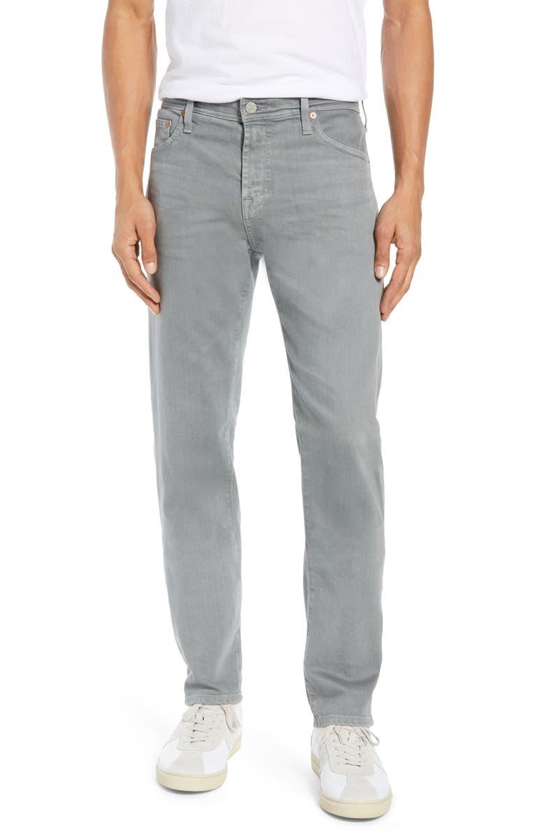AG Tellis Slim Fit Jeans, Main, color, 7 YEARS FOG BEACON