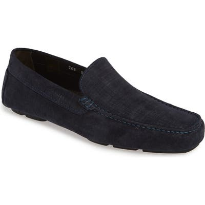 To Boot New York Lewis Driving Loafer, Blue