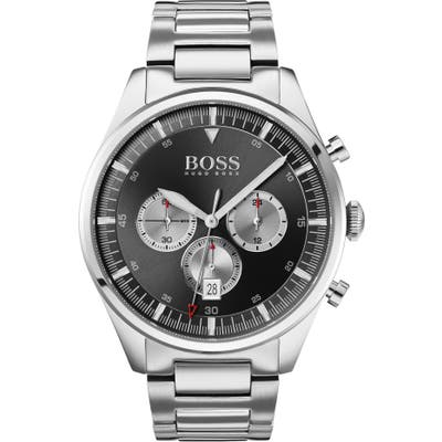 Boss Pioneer Chronograph Bracelet Watch, 4m