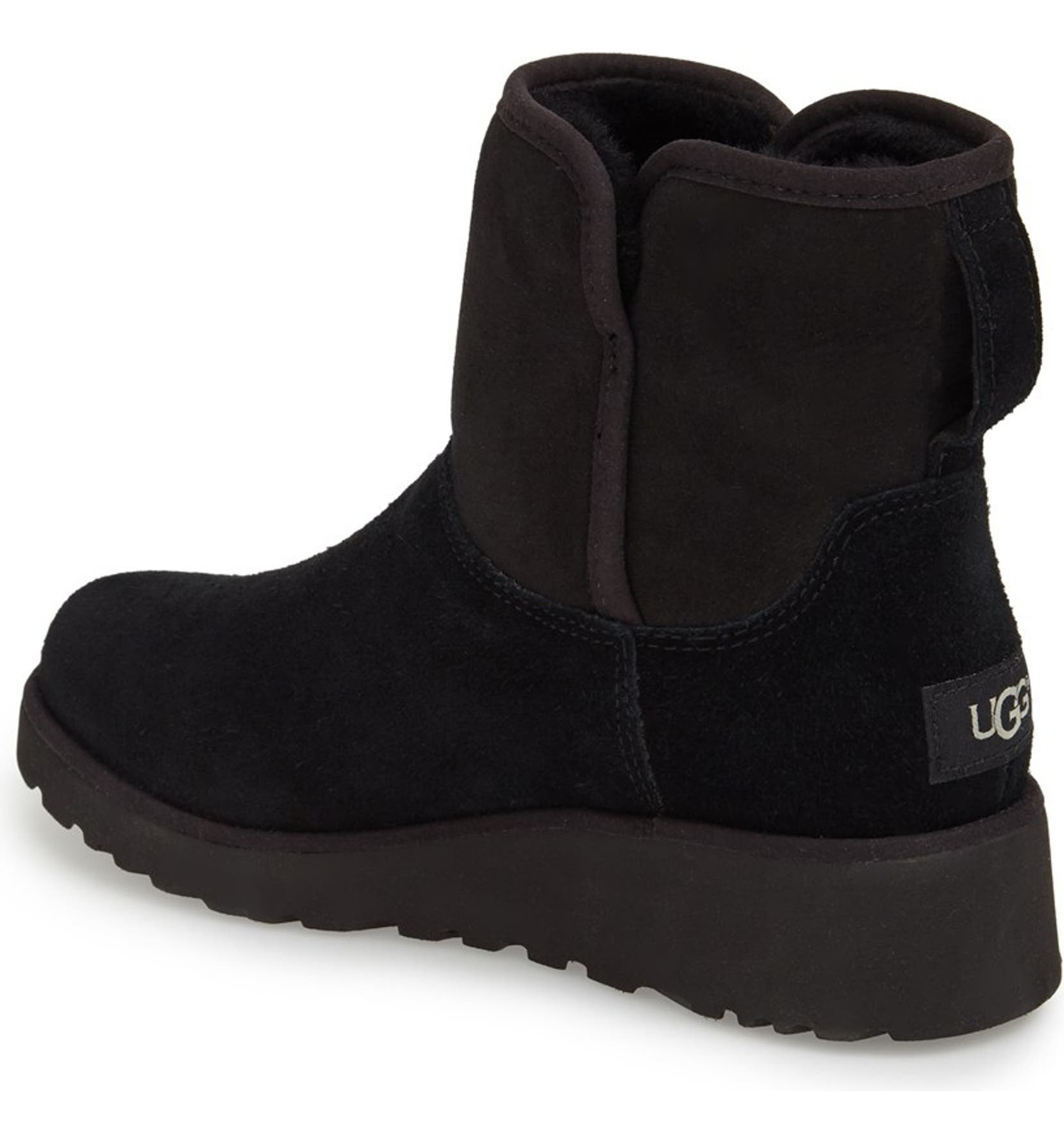 4a22c7c05d4 UGG® 'Katalina' Water Resistant Genuine Shearling Lined Boot (Little ...