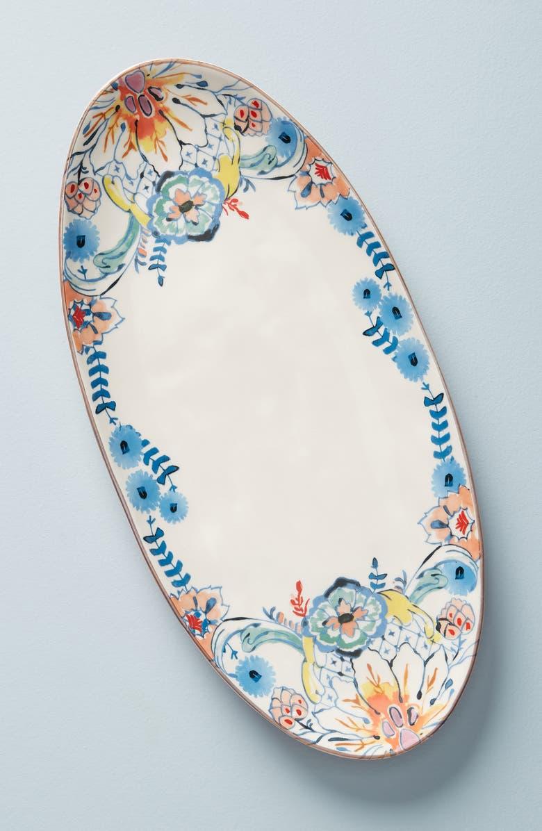 ANTHROPOLOGIE Eres Serving Platter, Main, color, COMBO A-MULTI