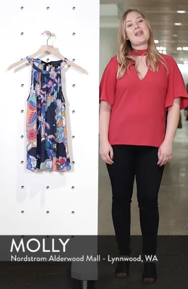 Halter Style Top, sales video thumbnail