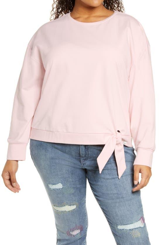 NYDJ Sweatshirts TIE SWEATSHIRT