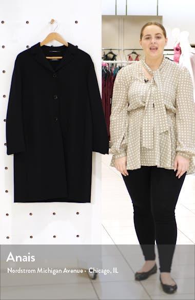 Chic Wool Coat, sales video thumbnail