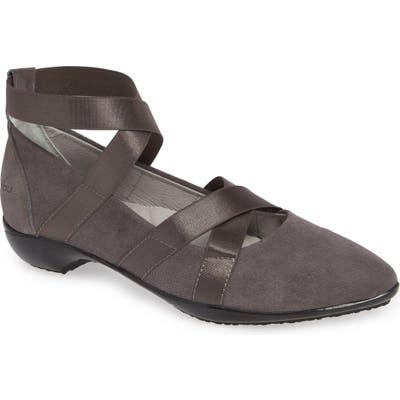 Jambu Rumson Flat- Grey