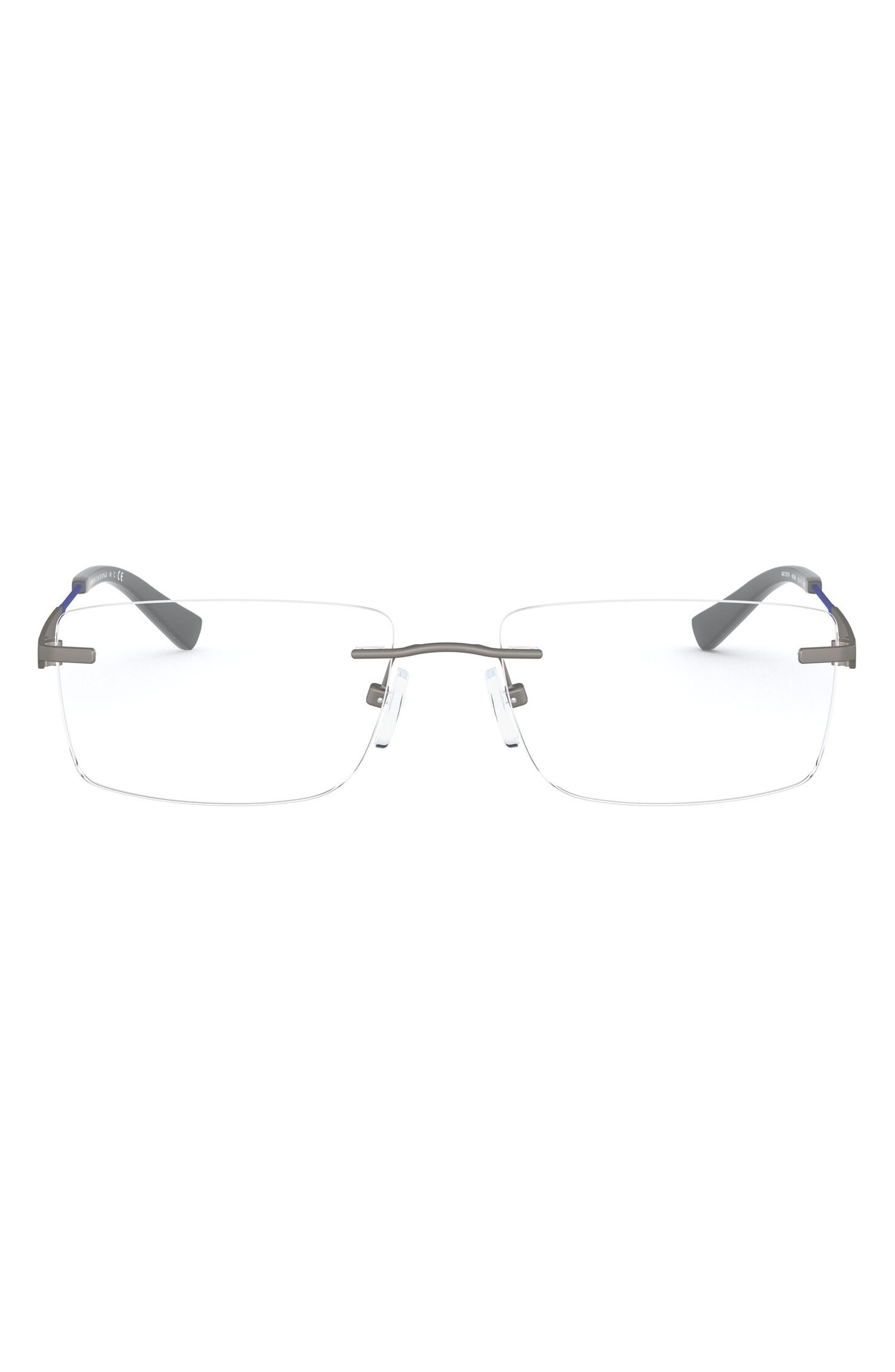 56mm Rimles Optical Glasses
