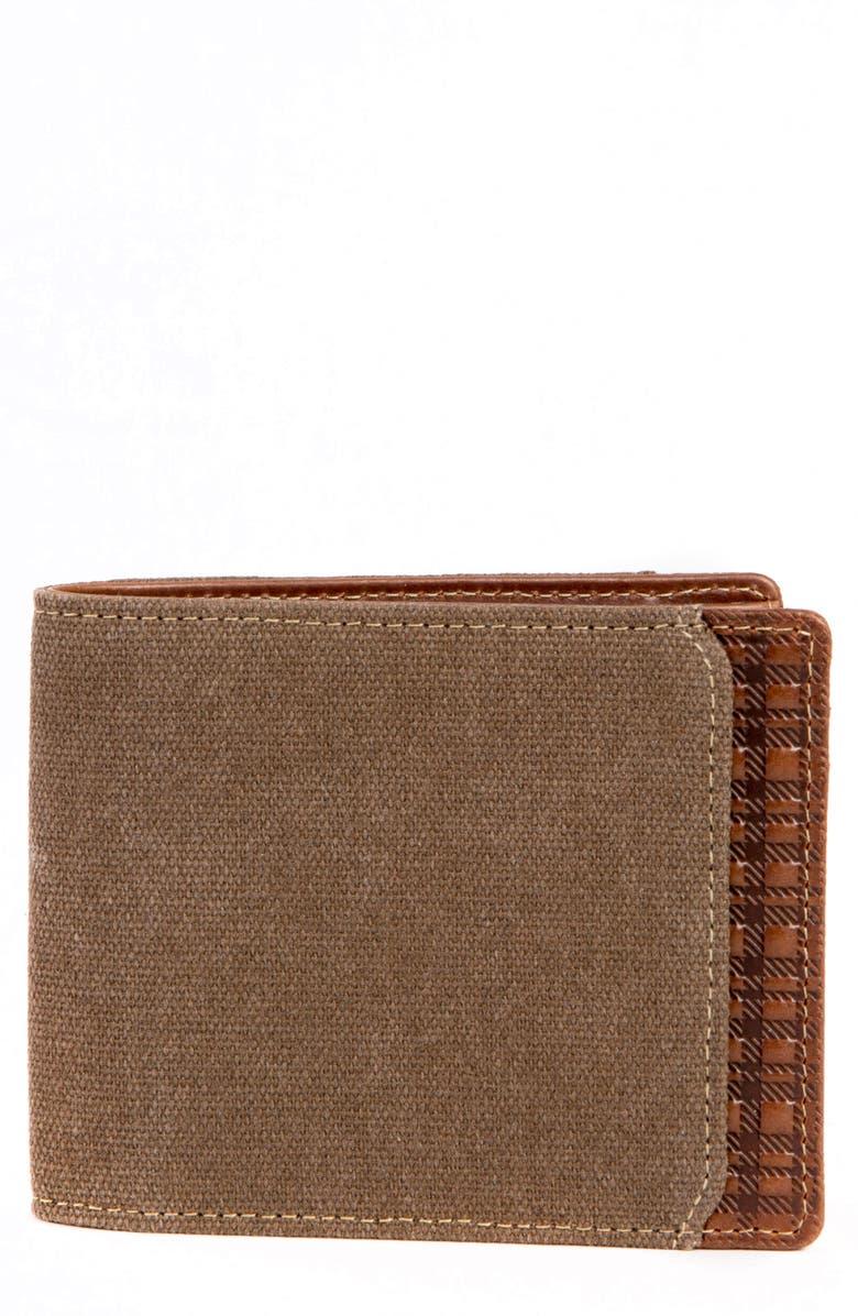 BOCONI Bryant LTE Wallet, Main, color, 210
