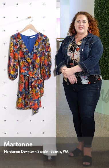Kerri Wrap Dress, sales video thumbnail