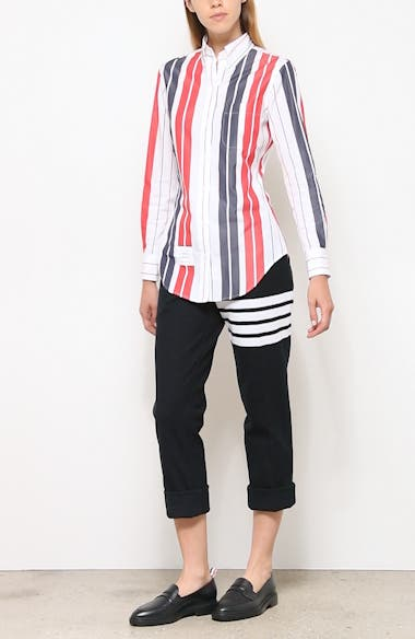 Stripe Cotton Shirt, video thumbnail