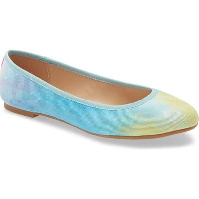 Bp. Bianca Ballet Flat- Blue