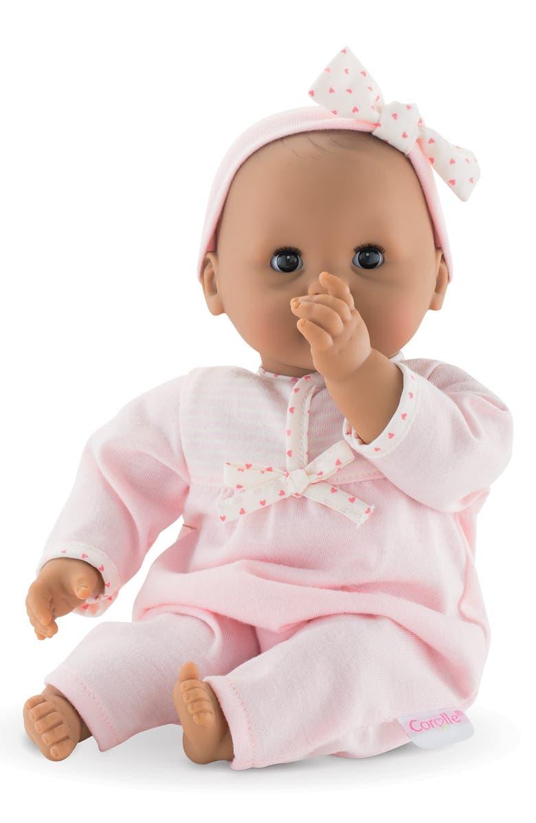 COROLLE Bébé Calin Maria Baby Doll, Main, color, PINK