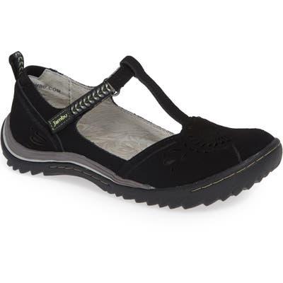 Jambu Sunkist Strappy Sneaker W - Black