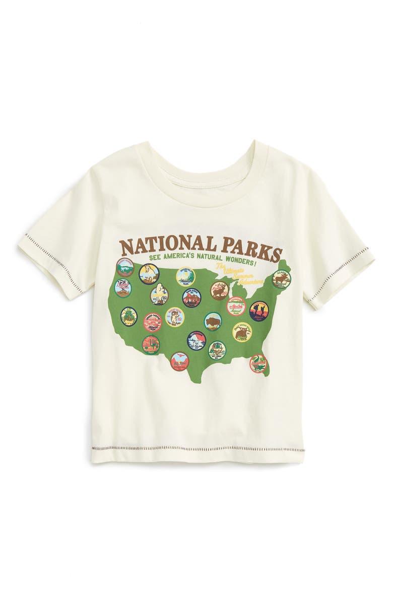 bf4abbeca Peek National Parks T-Shirt (Toddler Kids, Little Kids & Big Kids ...