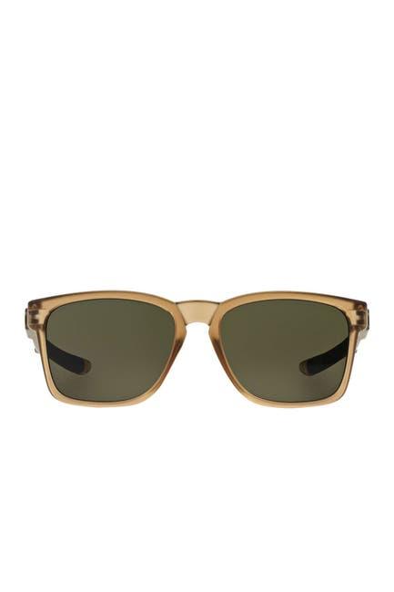 Image of Oakley 56mm Rectangle Sunglasses