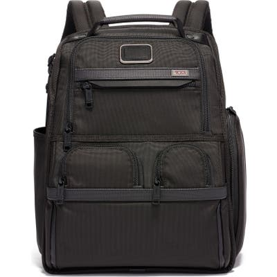 Tumi Alpha 3 Compact Laptop Brief Pack - Black