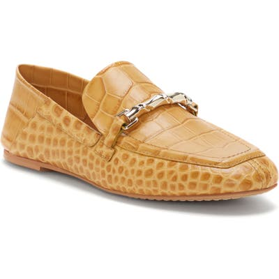 Vince Camuto Perenna Convertible Loafer- Brown