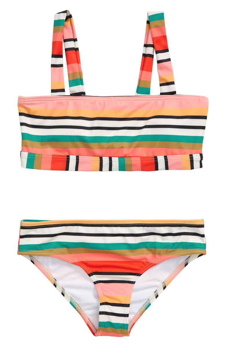 BILLABONG Rad Wave Two-Piece Swimsuit, Main, color, MUL-MULTI