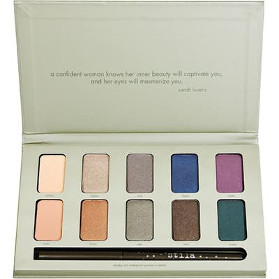 Stila Eyeshadow & Smudge Stick Palette -