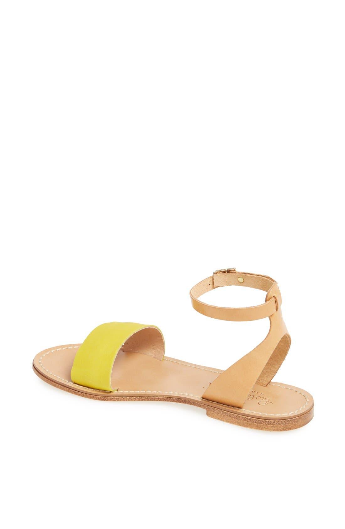 ,                             'Sardinia' Sandal,                             Alternate thumbnail 19, color,                             730
