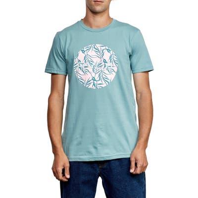 Rvca Motor Fill T-Shirt, Green