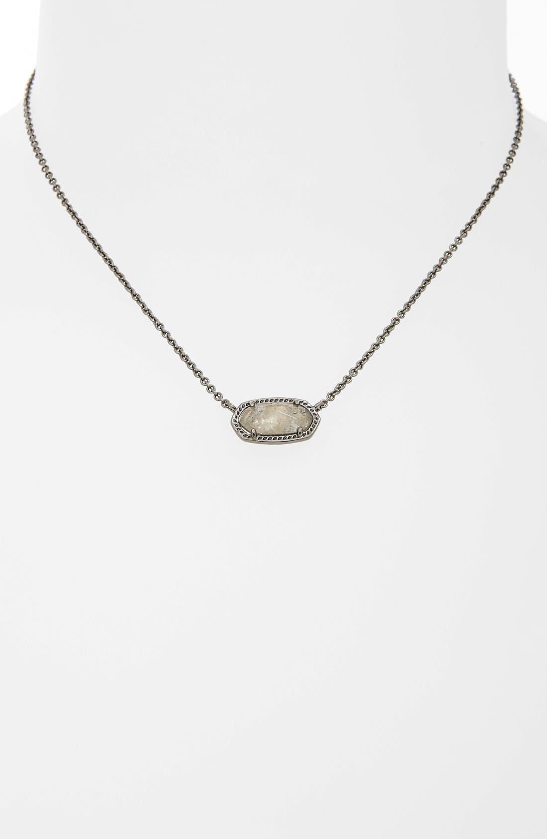 ,                             Elisa Pendant Necklace,                             Alternate thumbnail 101, color,                             005