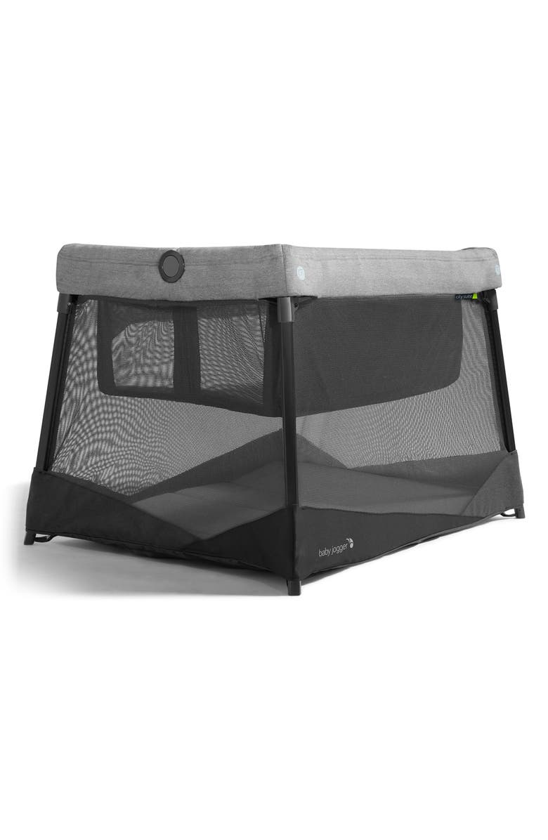 BABY JOGGER City Suite<sup>™</sup> Multi Level Playard, Main, color, GRAPHITE