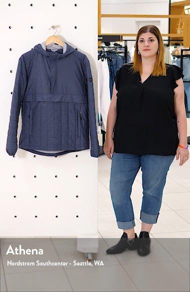 Rainier PrimaLoft<sup>®</sup> Insulated Half Zip Pullover, sales video thumbnail