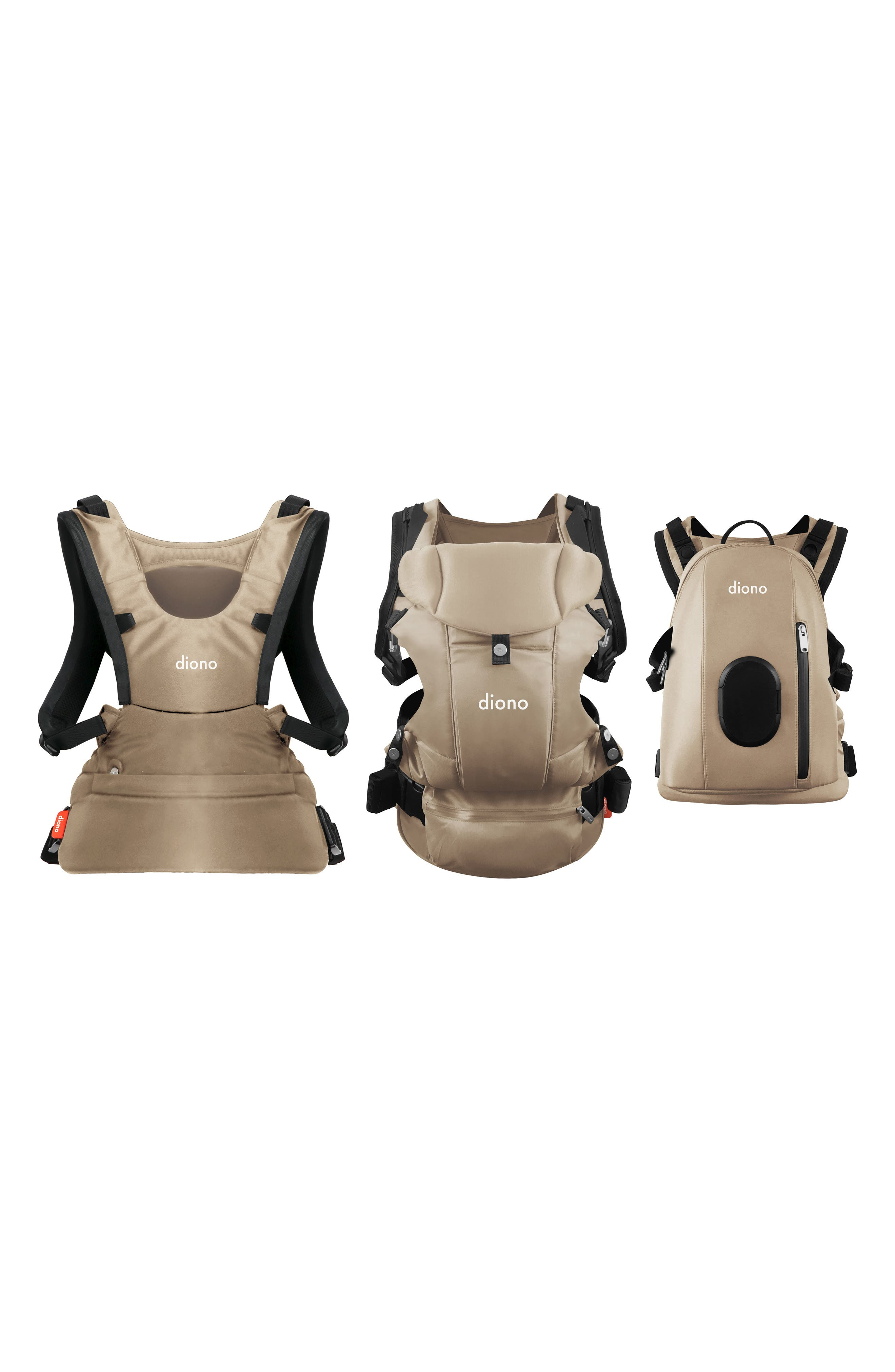 Infant Diono Carus Complete 4In1 Carrying System Size One Size  Beige