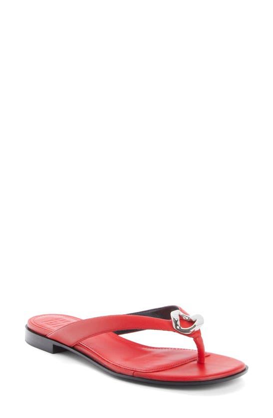 Givenchy Flip flops G CHAIN FLIP FLOP