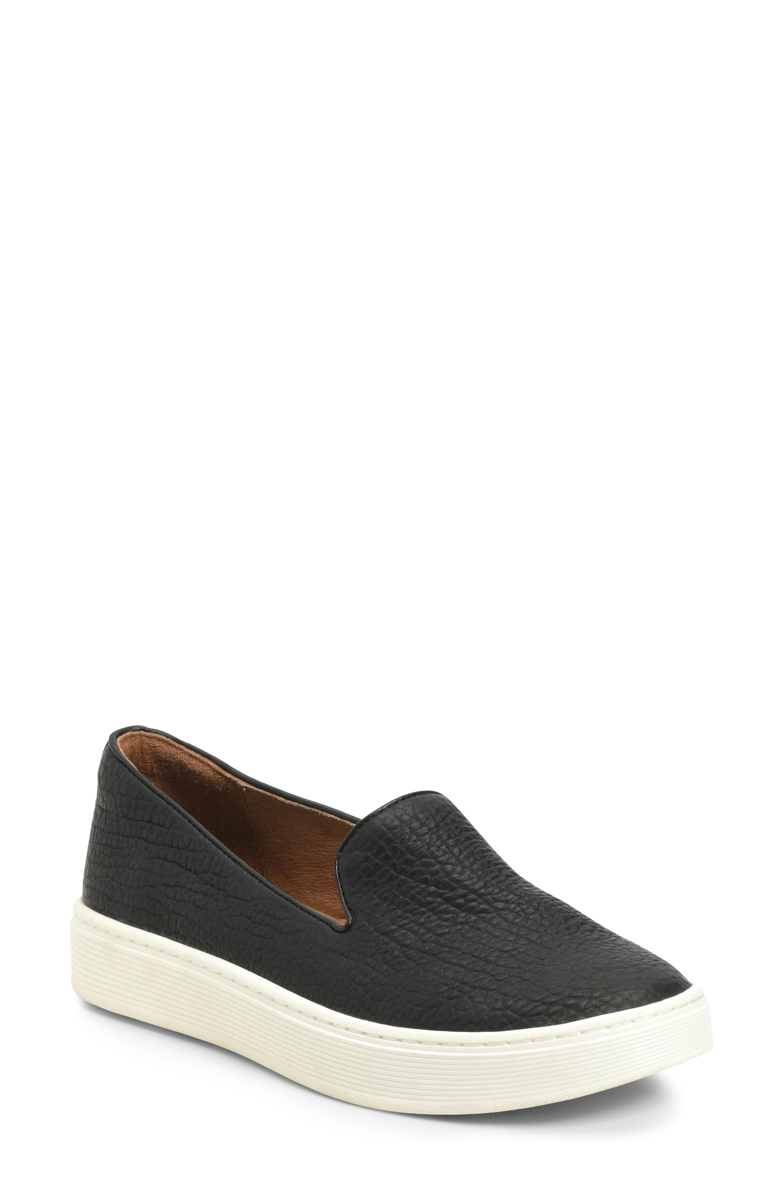 Sofft Somers Slip-On Sneaker- Black