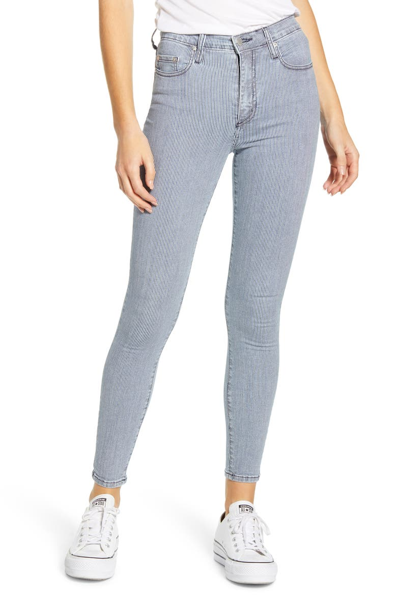 NOBODY DENIM Cult Ankle Skinny Jeans, Main, color, 400
