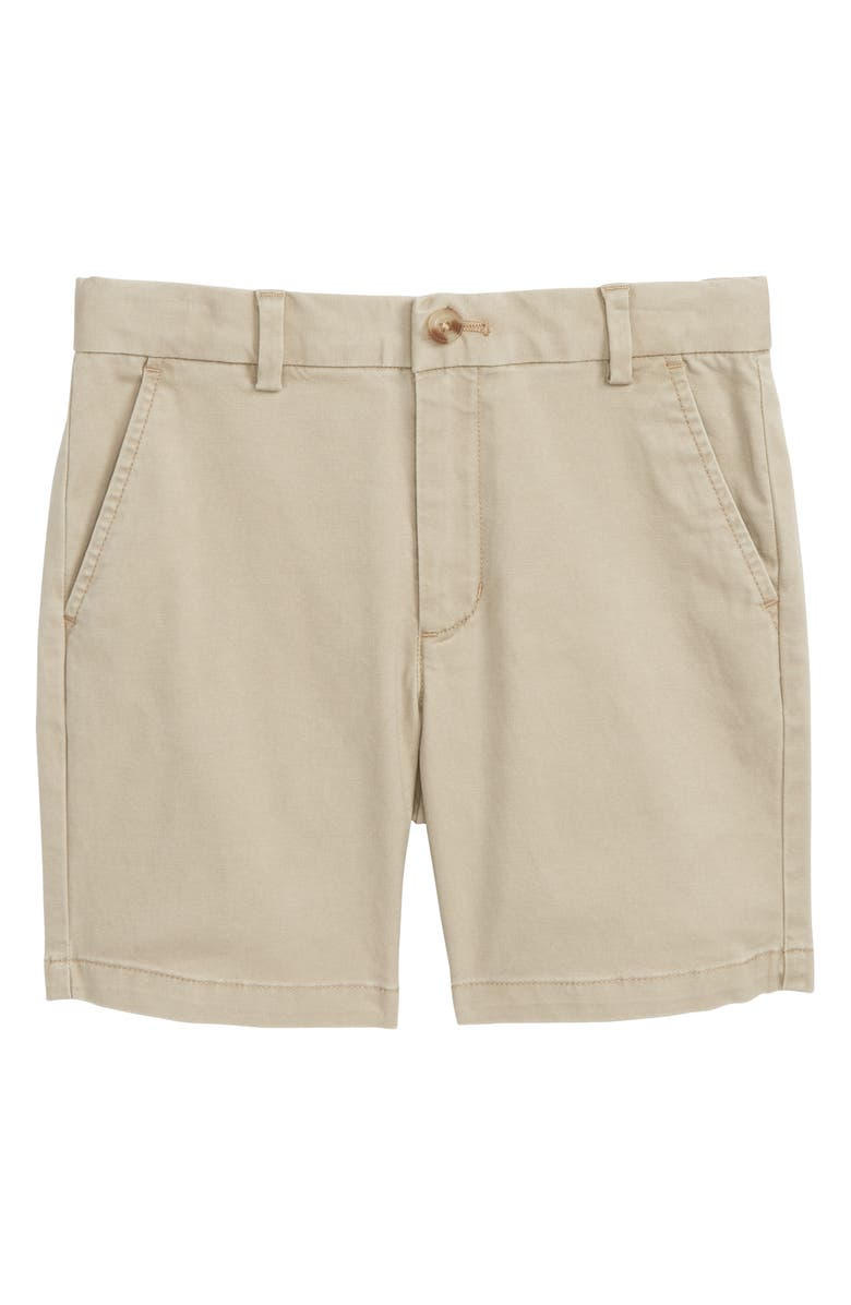 VINEYARD VINES Breaker Shorts, Main, color, KHAKI