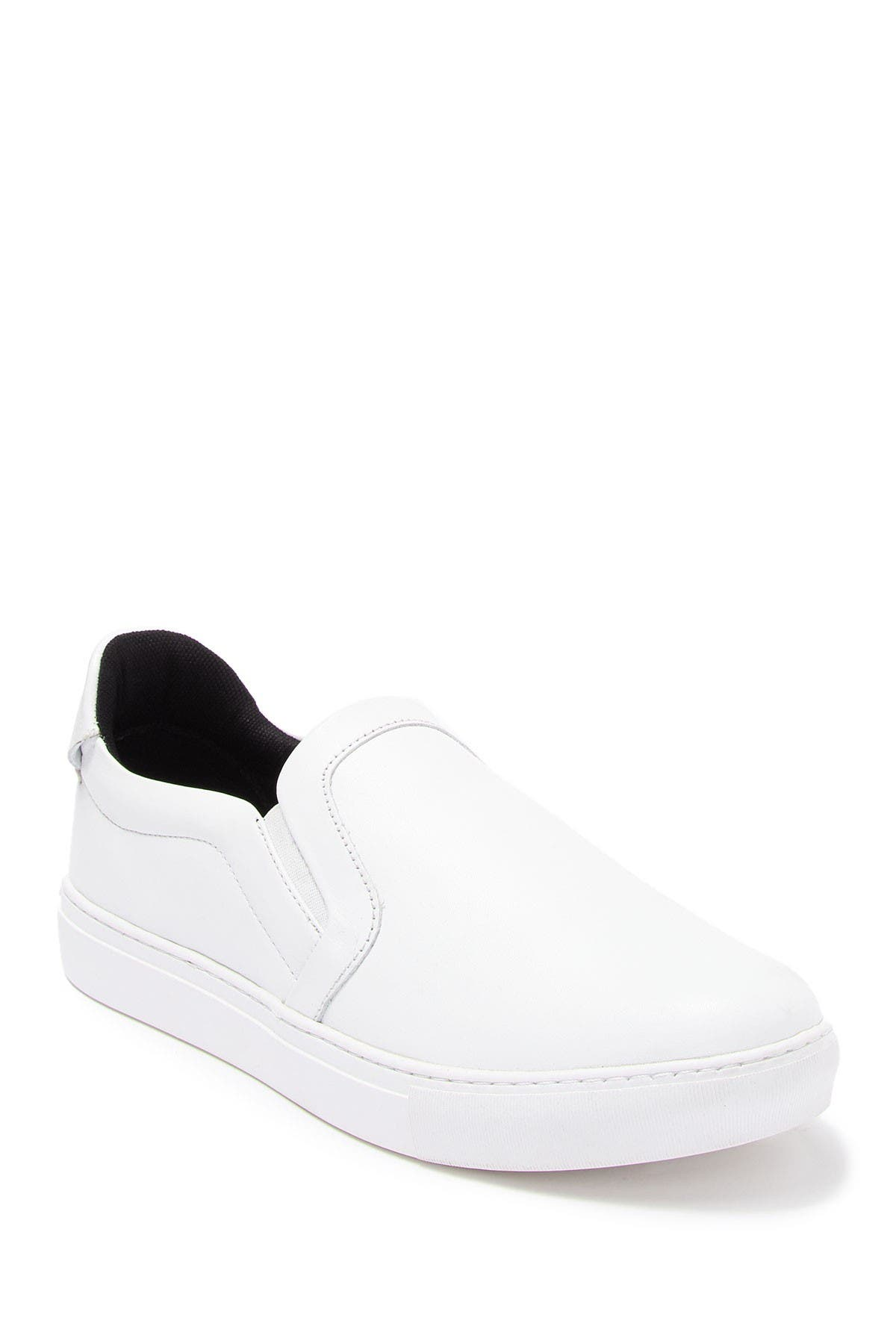 VERSACE COLLECTION | Leather Slip On