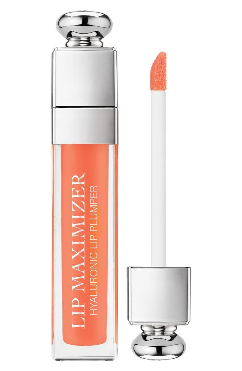 DIOR Addict Lip Maximizer, Main, color, 004 CORAL/ GLOW
