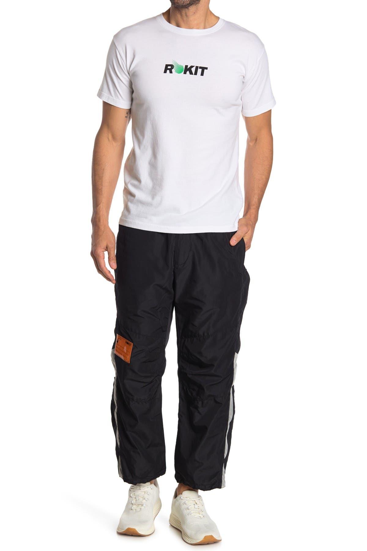 Image of ROKIT Courtside Side Zip Pants