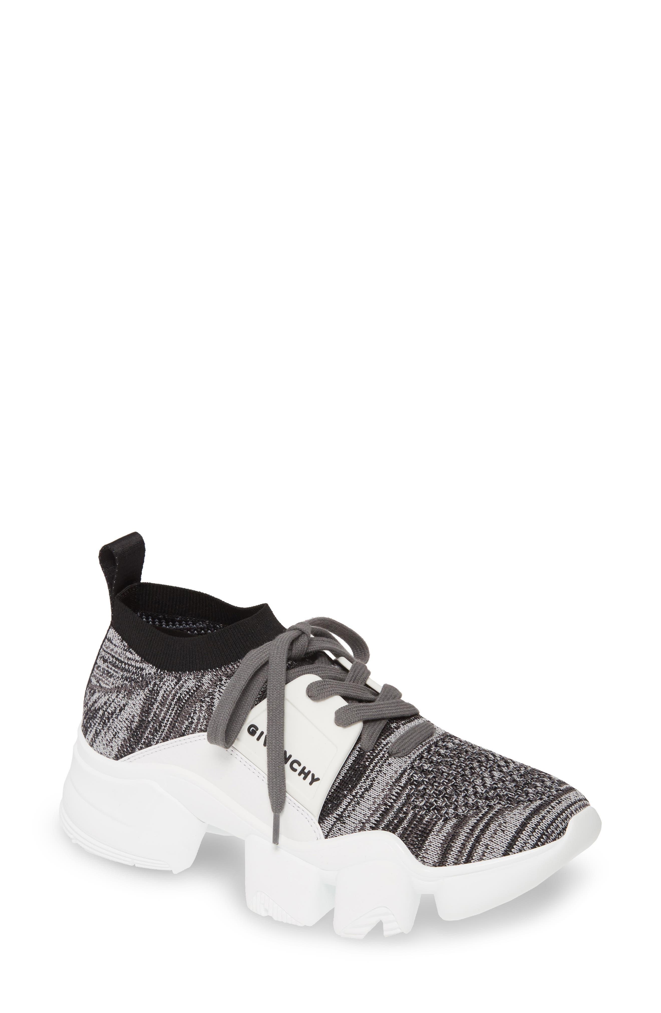 Givenchy Jaw Sock Sneaker (Women