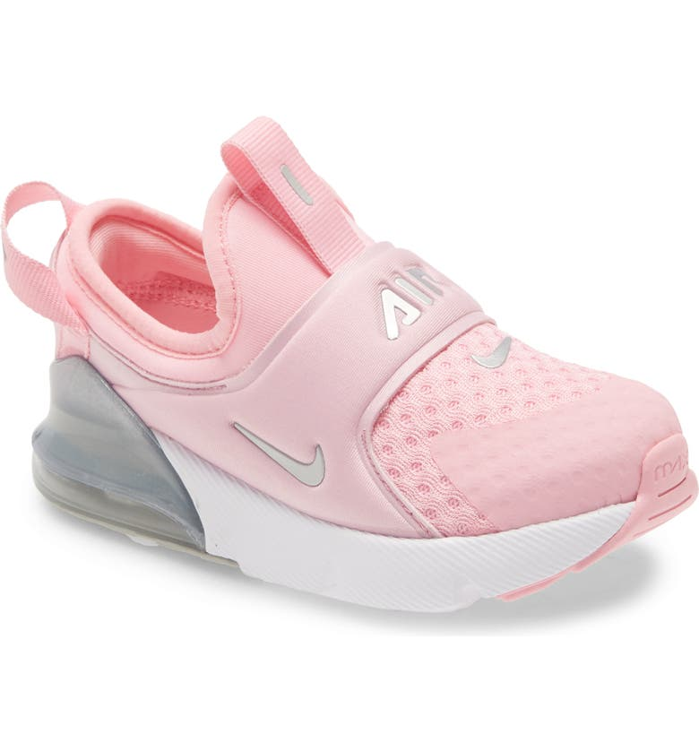 NIKE Air<sup>®</sup> Max Extreme Sneaker, Main, color, PINK/ METALLIC SILVER-WHITE
