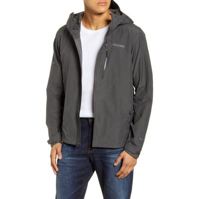 Patagonia Calcite Hooded Jacket, Grey