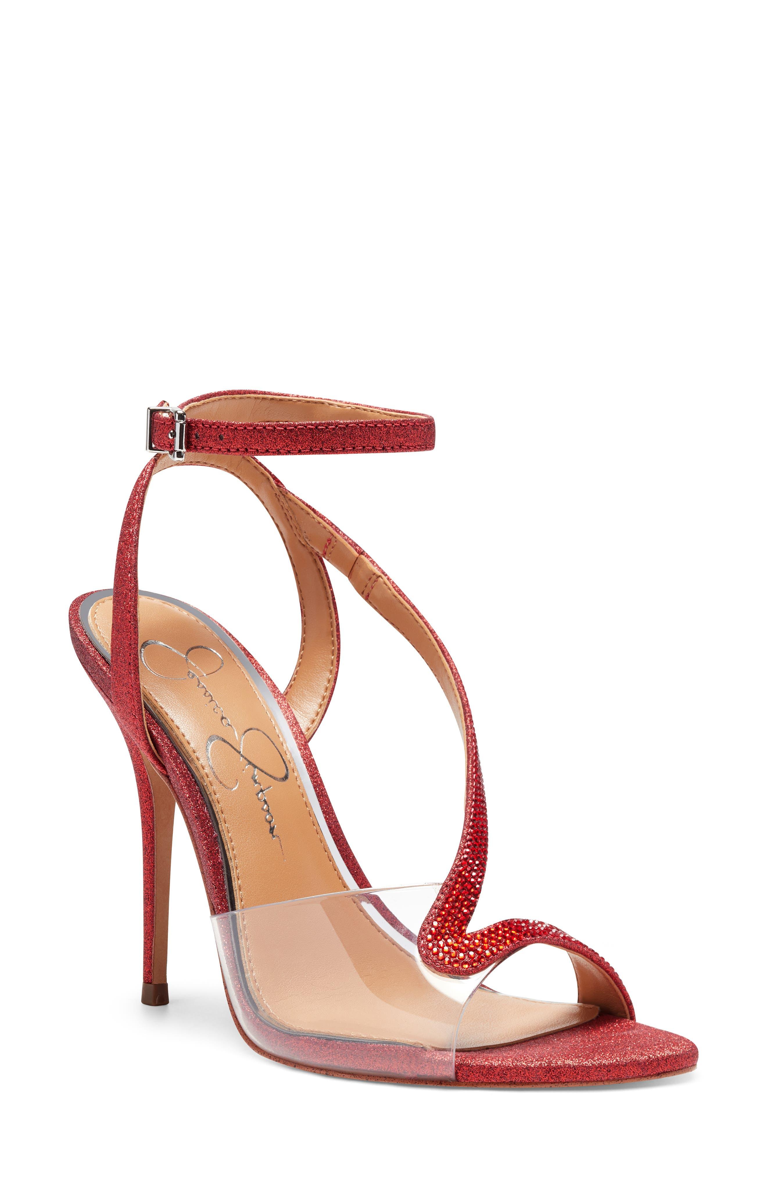 Whitley Ankle Strap Sandal