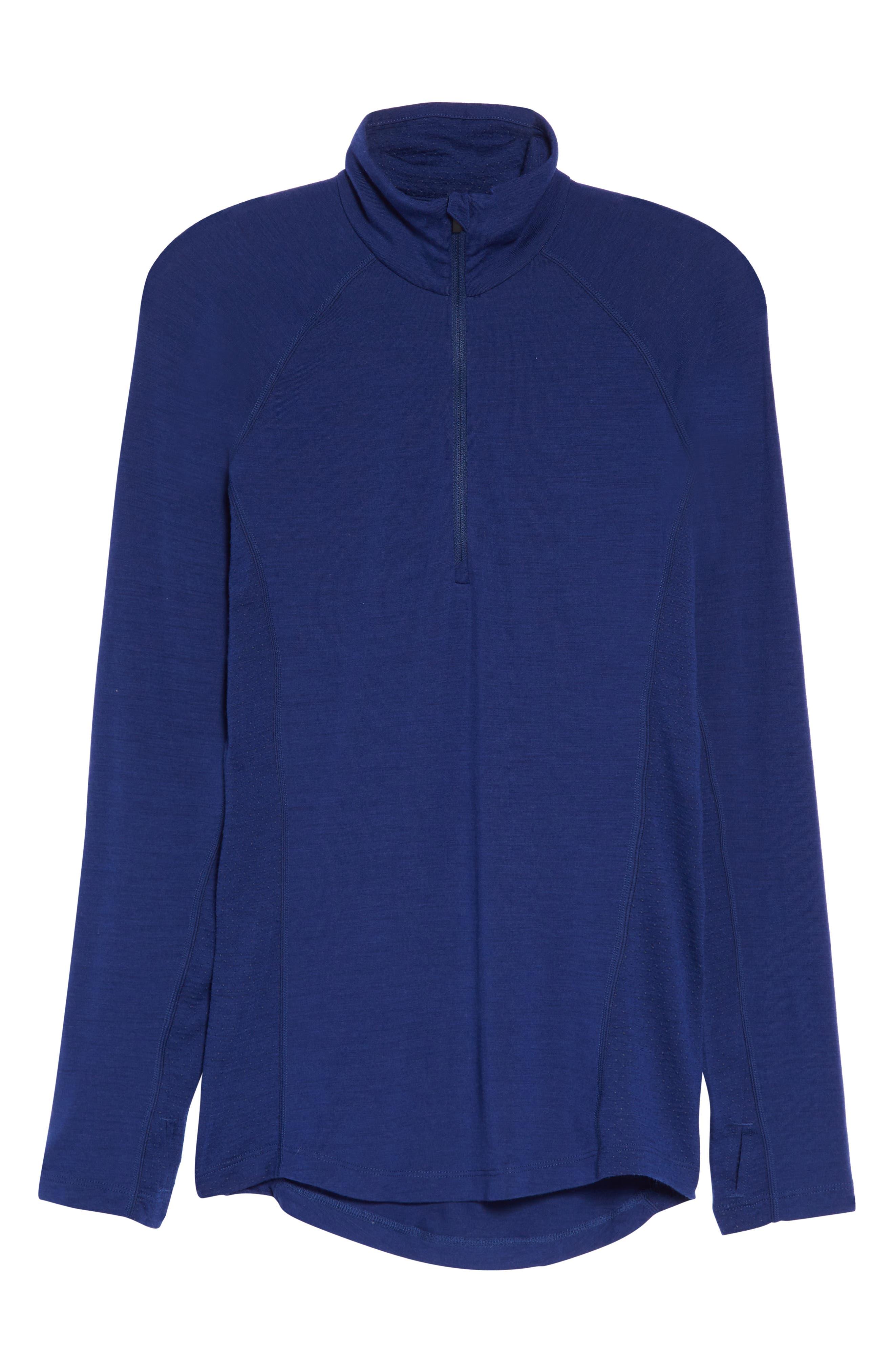 150 Zone Half Zip Pullover