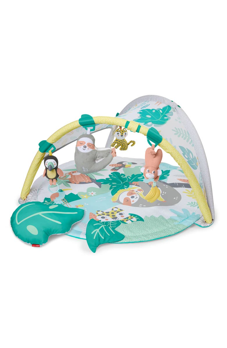 SKIP HOP Tropical Paradise Activity Gym, Main, color, MULTI