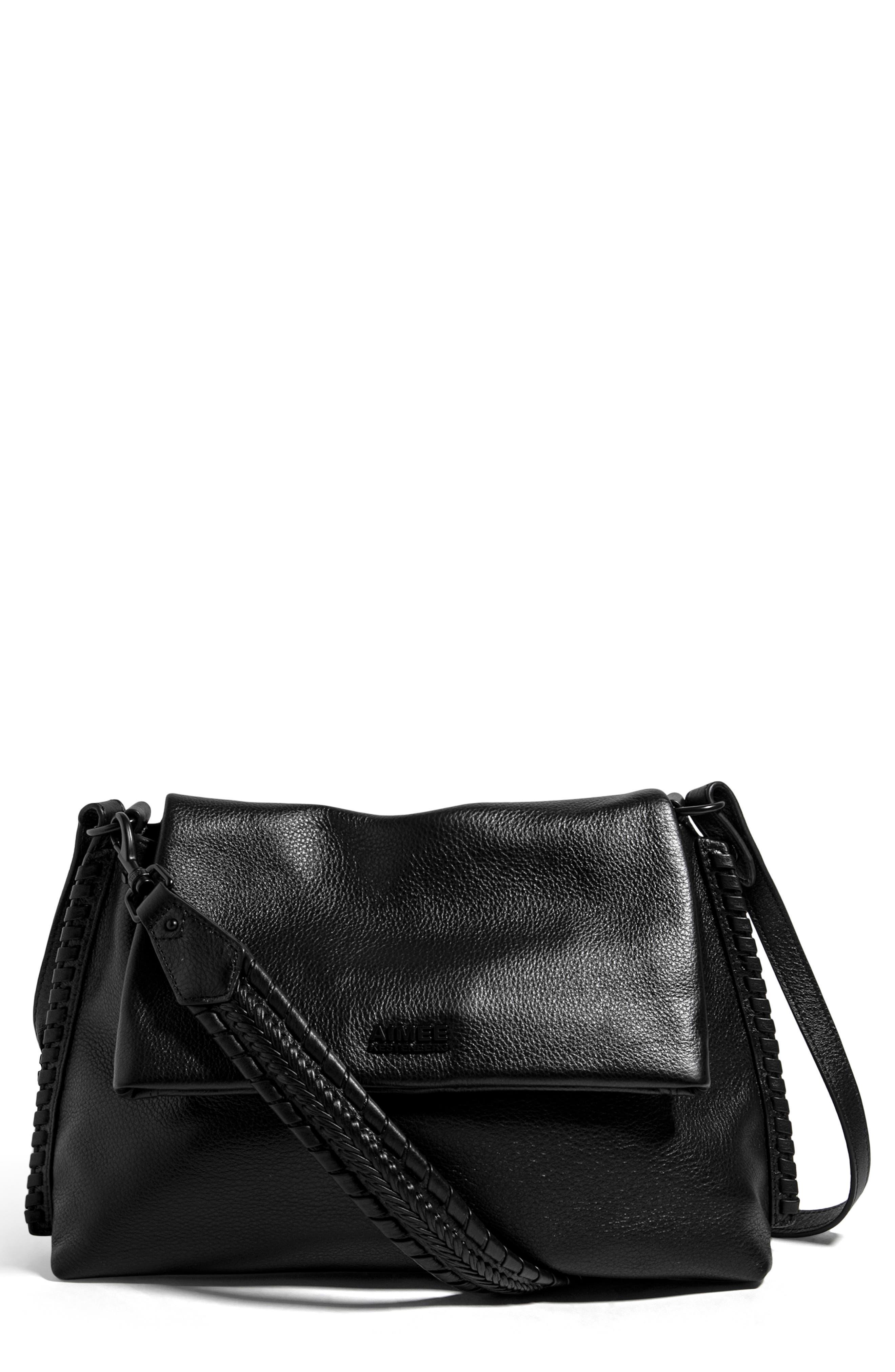 Free Bird Leather Shoulder Bag